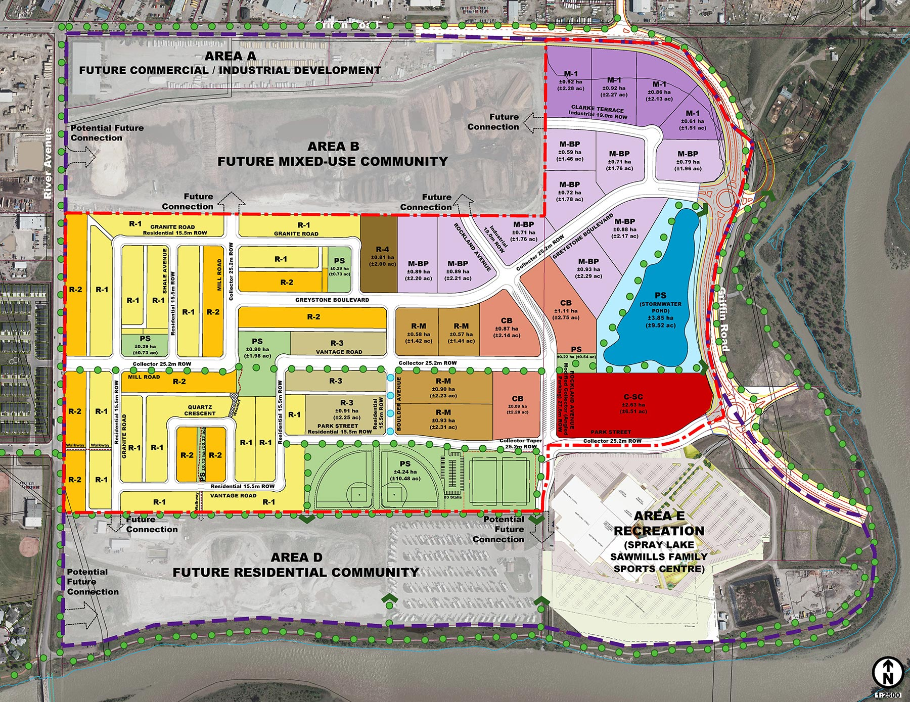 Greystone-Land-Use-Plan